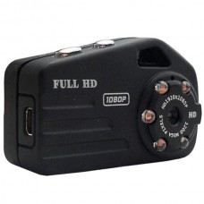 миниатюрная Full-HD DVR камера в металлическом корпусе T9000