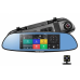 автомобильный видеорегистратор-зеркало Eplutus D83 Navitel Android GPS 3 камеры